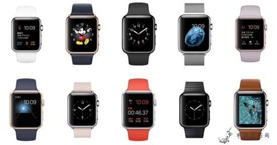 新一代Apple Watch